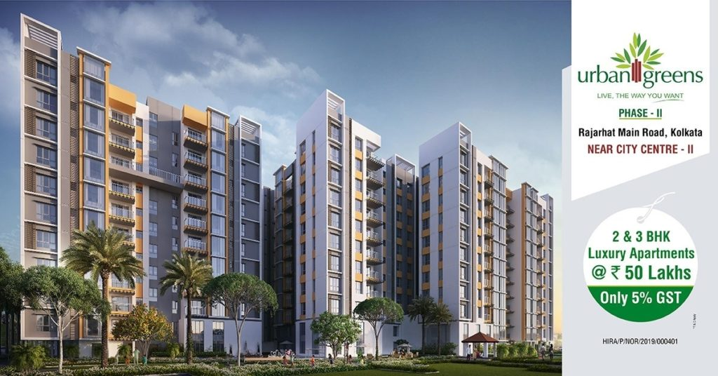 Apartments in Rajarhat